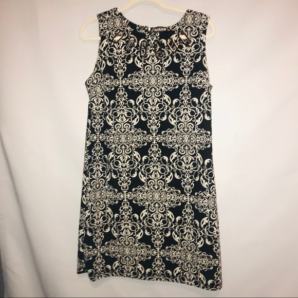 Haani Dresses & Skirts - black and white print dress